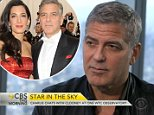 George Clooney admits he 'dropped'  proposal on Amal while at his LA home as they listened to his aunt Rosemary's music