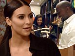 Kim Kardashian on the moment Kanye West told her to throw out shoes and clothes