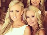 Kim Richards 'under the influence at daughter Brooke's wedding'