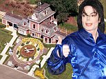Michael Jackson Neverland Ranch is up for sale for $100m