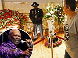 B.B. King viewing being held before funeral in Mississippi