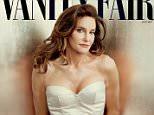 Bruce Jenner unveiled as Caitlyn on Vanity Fair cover