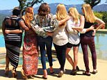 Caitlyn 'Bruce' Jenner tweets first candid photo of herself with girlfriends