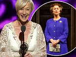 2015 Tony Awards sees Helen Mirren pick up her second major gong for playing Elizabeth II