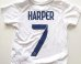 Harper Beckham Receives Adorable Mini Football Kit From England Women's World Cup Team