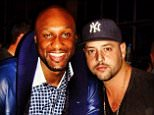 Lamar Odom's best friendJamie Sangouthai 'wanted by police at time of death'