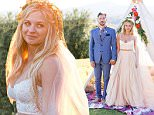 Vanessa Ray marries musician Landon Beard at fun wedding with singing and tacos