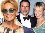 Sharon Stone is happy to be single at the moment so she can focus on her 3 sons