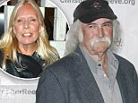 David Crosby says Joni Mitchell is 'recovering at home and still not speaking yet'… almost three months after being rushed to hospital