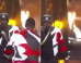 Diddy Falls Into Giant Hole During BET Awards Performance (VIDEO)