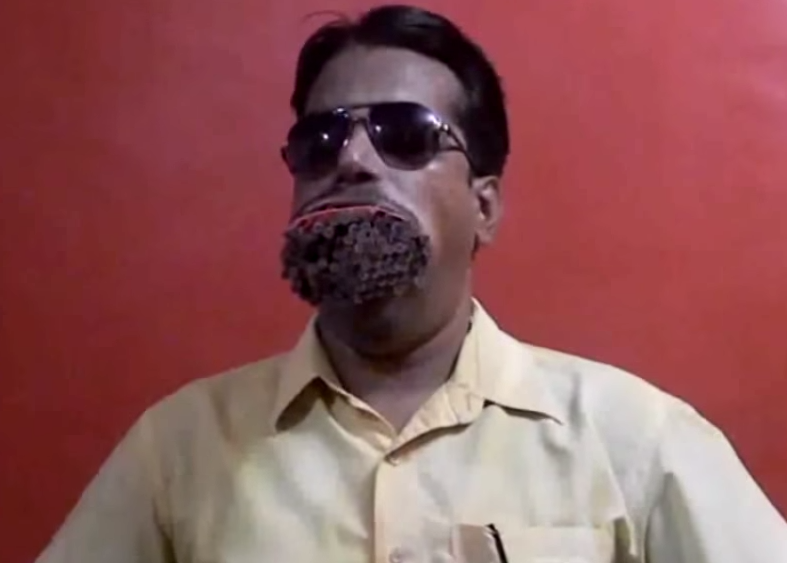 This world record breaker could have the biggest mouth on earth