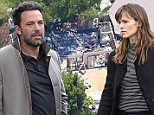 Ben Affleck and Jennifer Garner continue to share their Pacific Palisades mansion