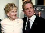 Michael Douglas' mother Diana Douglas Webster dies at 92 after battle with cancer