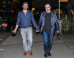 George Michael And Boyfriend Fadi Fawaz Spotted On Rare Outing After Singer Slams Crack Cocaine Reports (PIC)