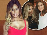 Orange is the New Black's Laverne Cox on meeting Caitlyn Jenner
