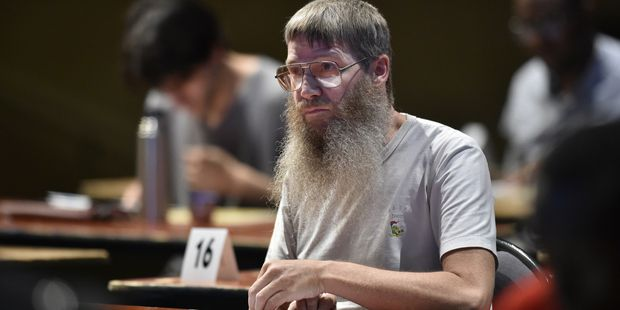 This guy just won the French-language Scrabble championship… and he doesn't speak French