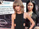 Taylor Swift hits back at Nicki Minaj after Bad Blood gets VMA nod