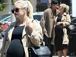 Baby joy! Ashlee Simpson and husband Evan Ross welcome a girl
