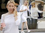 Kelly Rutherford shops at Rebecca Taylor then discusses children's Monaco exile on GMA
