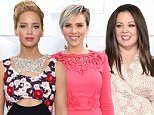 Jennifer Lawrence tops Forbe's highest-paid actress list with Scarlett Johansson and Melissa McCarthy