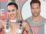 Miley Cyrus 'has been hooking up with comedian Dane Cook'