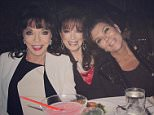 Kris Jenner posts tribute to Jackie Collins, 77, who died from breast cancer