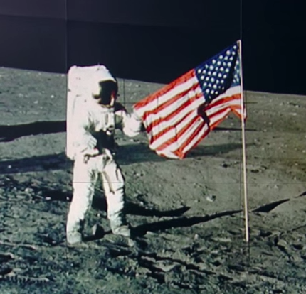 Russia to answer once and for all whether moon landing was faked
