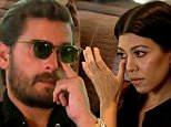 Scott Disick cries as he talks to Kourtney Kardashian in new KUTWK clip
