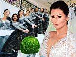 JWoww reveals the TWENTY bridesmaids who made her wedding complete
