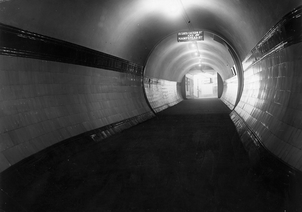 Mind the gaaaaaahhhh! Map reveals London's most haunted tube stations