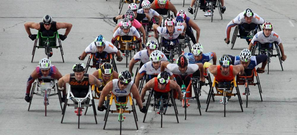 Scrotum-squeezing is about to get a whole lot harder for paralympians