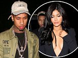 Kylie Jenner 'dumps Tyga in nasty split' on his birthday… but just what did he do?