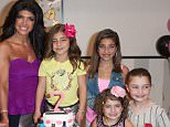 Teresa Giudice's daughters won't visit her in prison on Thanksgiving