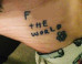 Kesha Unveils NSFW 'F*** The World' Tattoo, On Instagram (PICS)