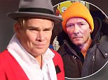 Sugar Ray's Mark McGrath says Scott Weiland 'was a shell of himself' before he died