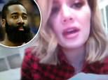 Khloe Kardashian gets nasty when asked about causing beau James Harden's Rockets  losing streak