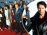 Arnold Schwarzenegger takes over from Donald Trump on Celebrity Apprentice