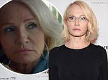 Ellen Barkin rushed to hospital after choking on lunch on Animal Kingdom set