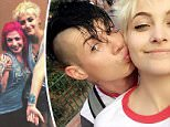 Paris Jackson shows off SECOND tattoo since turning 18 Sunday… amid controversy over her boyfriend's Confederate flag ink