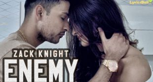 Enemy Song – Zack Knight
