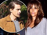 Halle Berry andOlivier Martinez 'are NOT back together' despite 'putting divorce on ice' due to former couple failing to take further legal action
