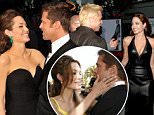 Brad Pitt and Angelina Jolie's most memorable red carpet appearances