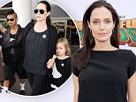 Angelina Jolie and kids 'start therapy' as family deals with divorcefrom Brad Pitt