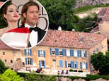 Brad Pitt and Angelina Jolie 'putting Chateau Miraval and its vineyards up for sale'