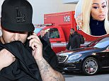 Rob Kardashian leaves ER after 12-hour visit to get treatment for diabetes