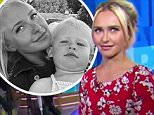 Hayden Panettiere talks about post-baby blues since seeking second treatment last May