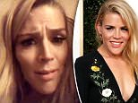 Busy Philipps ends Golden Globes 2017 night stuck outside her house in pouring rain