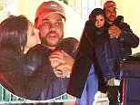 Selena Gomez tenderly kisses The Weeknd in steamy PDA in Santa Monica