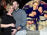 Katherine Heigl and Josh Kelly welcomed a son
