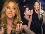 Mariah Carey eats pot cake on Mariah's World